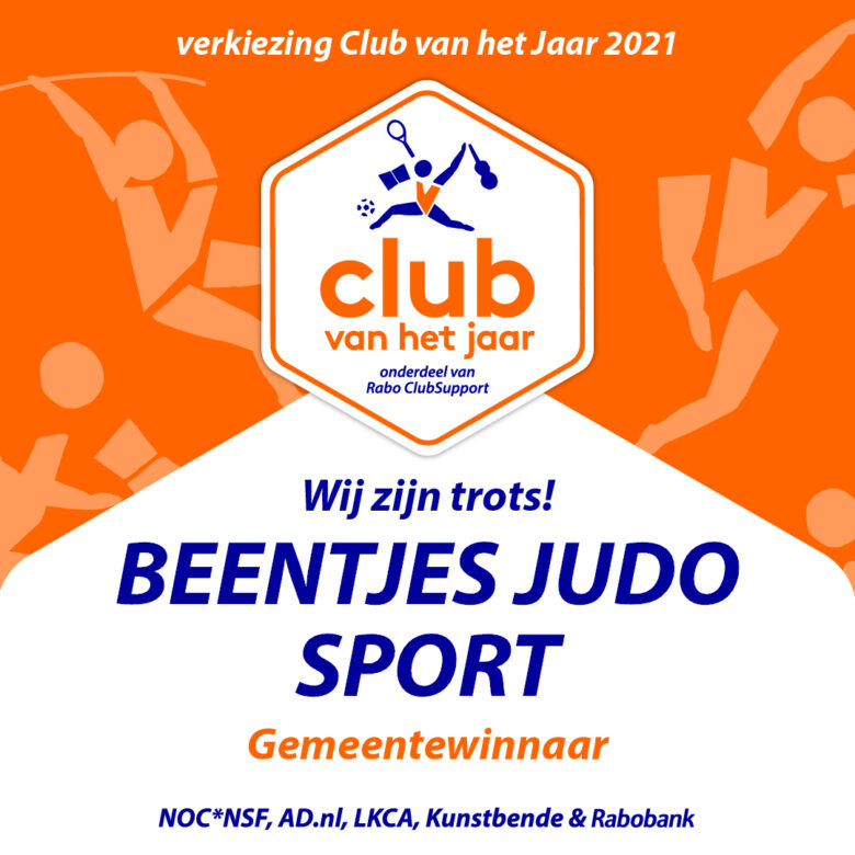 Beste judoclub van Alkmaar