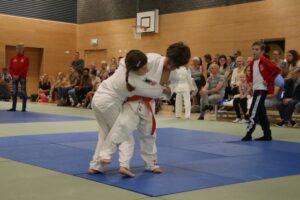 Wedstrijd Judo